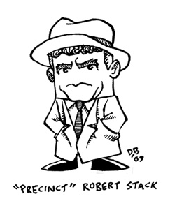 Precinct Robert Stack