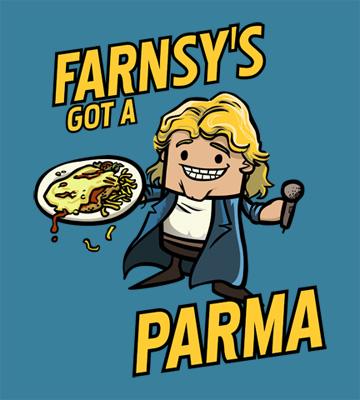 Farnsy's Got A Parma