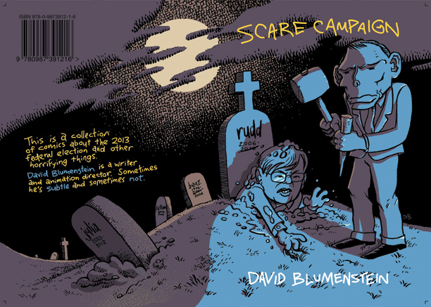 Scare Campaign, by David Blumenstein
