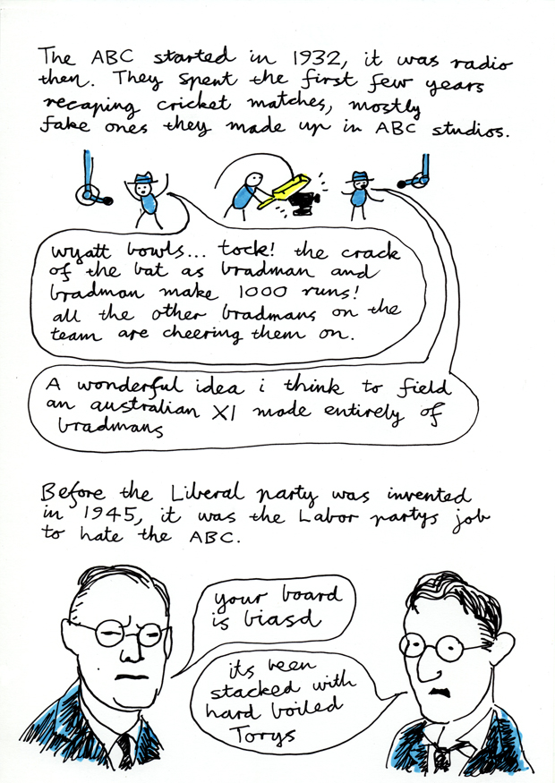 Tristian: Why do Liberals hate the ABC? page 2