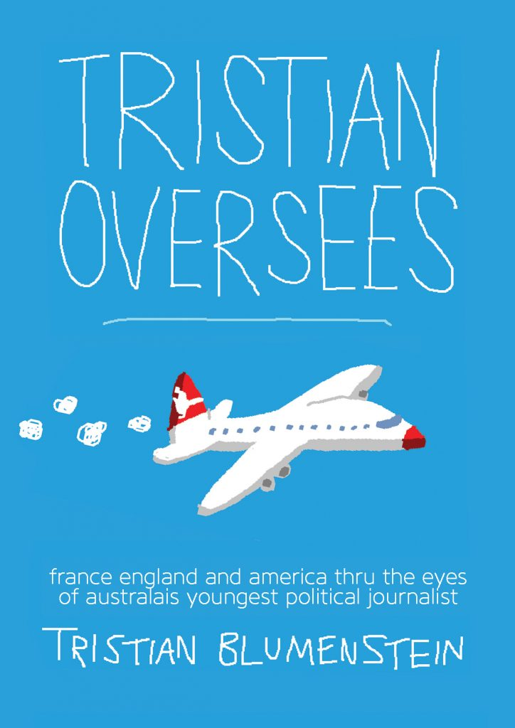 Tristian Oversees front cover
